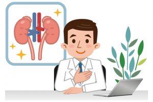 腎臓病の画像