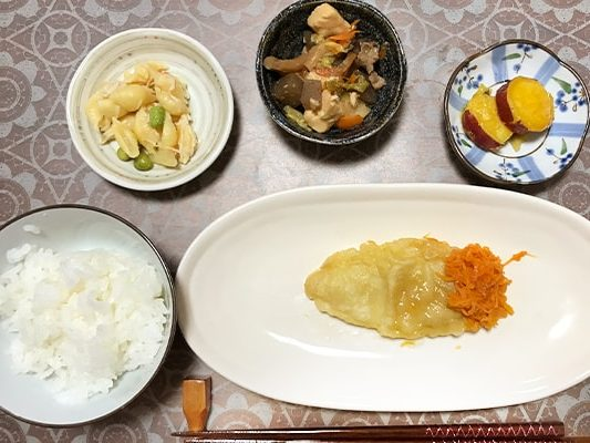 白身魚の天ぷら弁当の実食レビュー