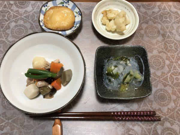 筑前煮弁当