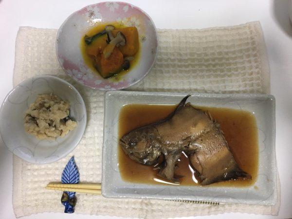 わんまいる 島根県産 ヒレグロカレイの煮付け