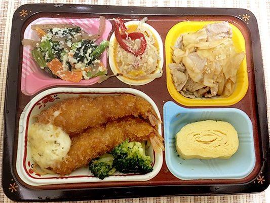 ビッグ海老フライの実食レビュー