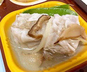 食卓便の焼売(しゅうまい)中華餡