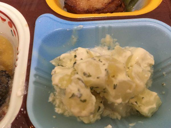 食宅便 イカとじゃが芋のマヨネーズ和え