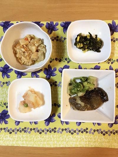 カレイの生姜煮とマーボー豆腐弁当の実食レビュー